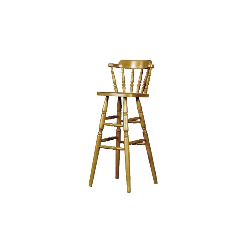Spindle Small Back Bar Stool Antiques Christy Bird S